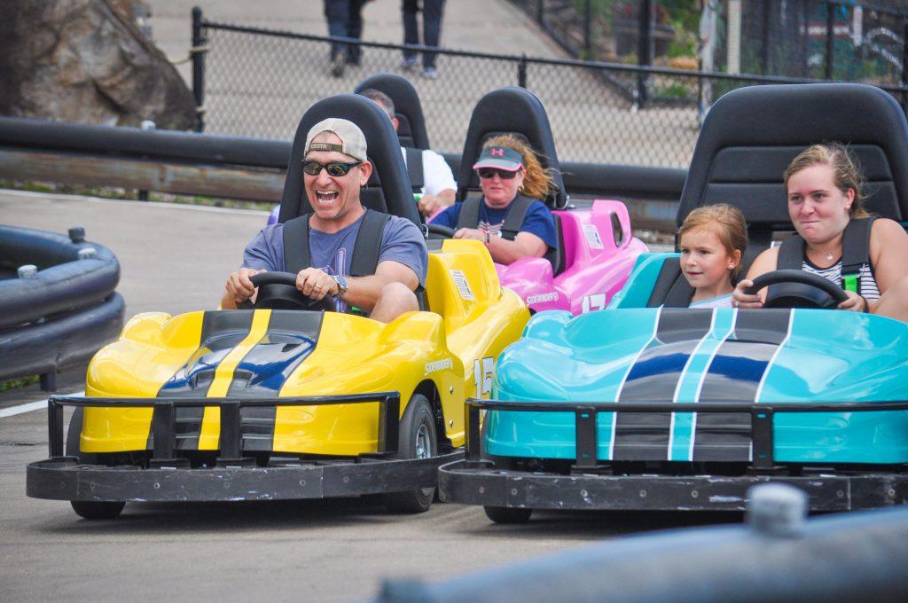 Calypso's Cove Family Fun Park | Zipline, Go-Karts, Mini Golf, Old ...