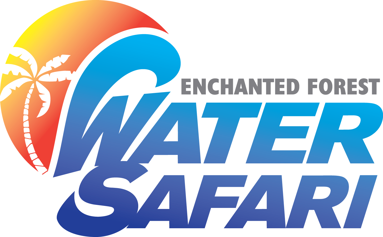 Enchanted first water safari logo