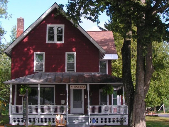 Goodsell Museum House