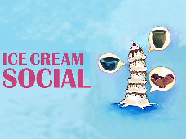 View Arts Ice Cream Social
