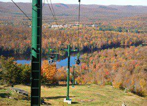 McCauley Mountain Chairlift
