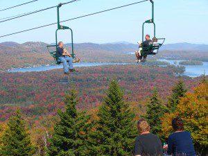 McCauley Mountain Scenic Chair Lift