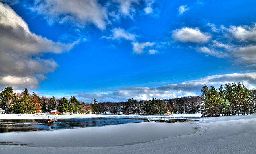 old forge winter